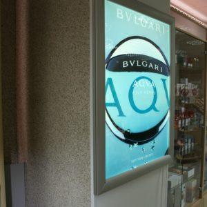Изготовление световых коробов для наружной рекламы